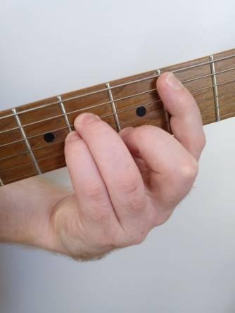 Bar Chords Jimy Guitar