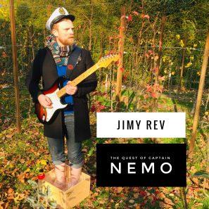 Album Art: The Quest of Captain Nemo